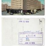 LBA-I-0006 postcard