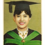 Myanmar_Photo_Archive_handcoloured_graduation_1950s