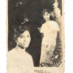 Myanmar_Photo_Archive_trickphoto_double girl_1950s