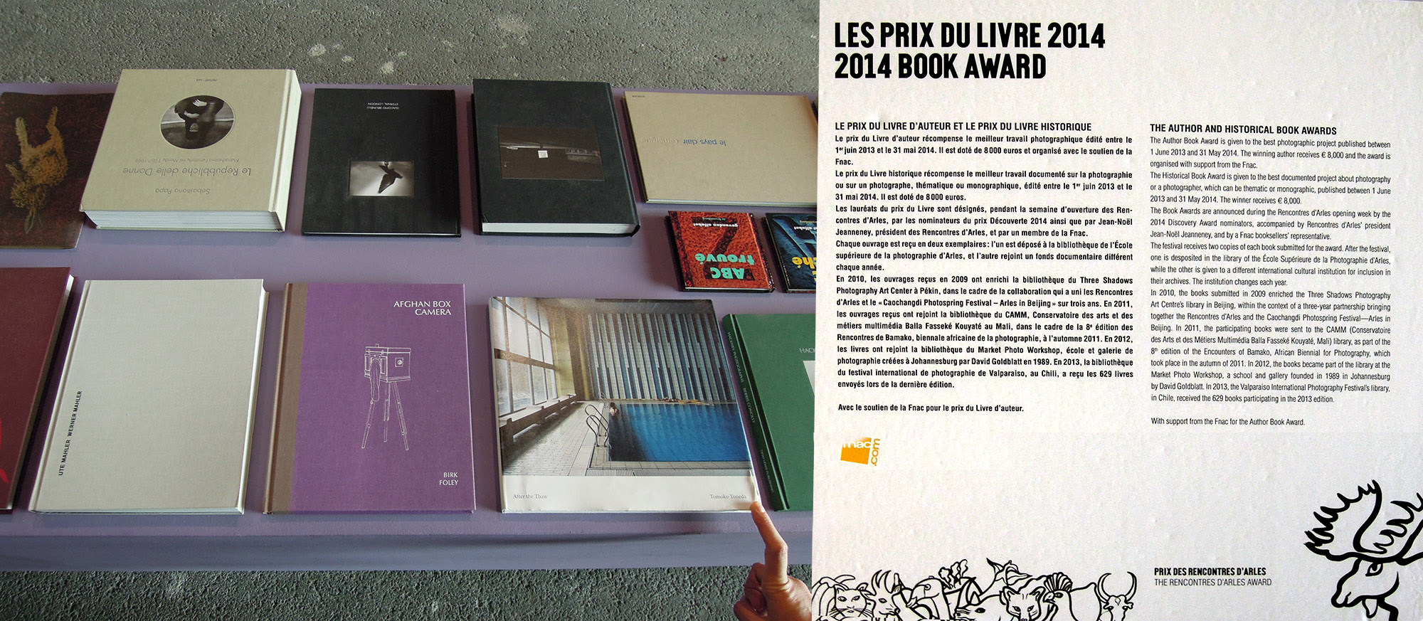 afghan box camera the book at les prix du livre arles photofestival 2014 lukas birk. Black Bedroom Furniture Sets. Home Design Ideas