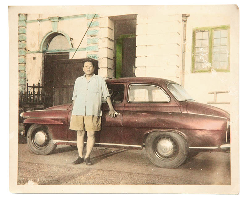 Myanmar_Photo_Archive_handcoloured_car_priede