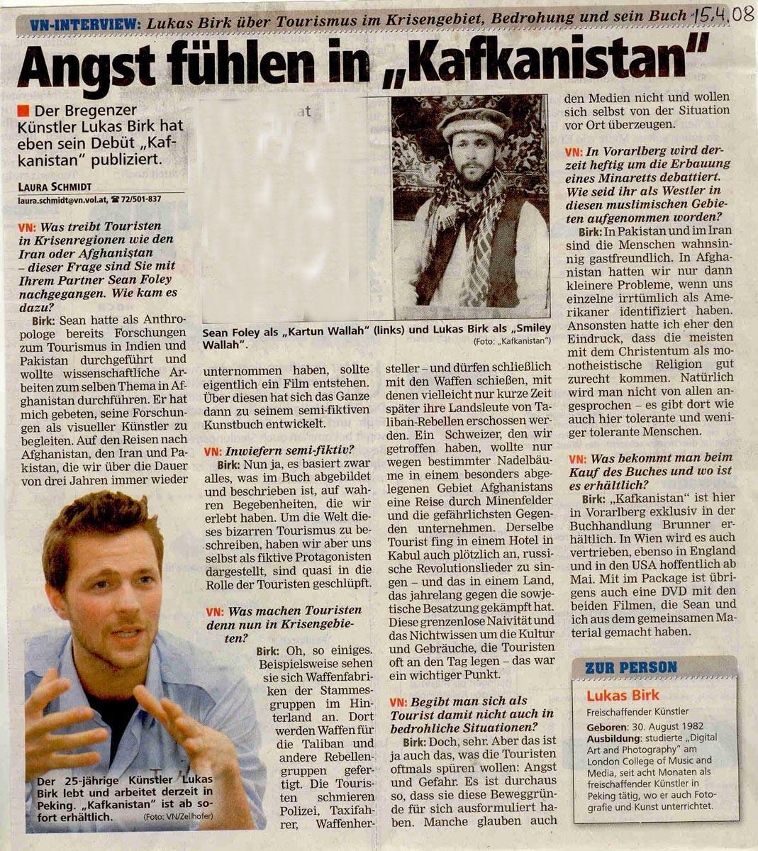 Kafkanistan VN 15.4.2008