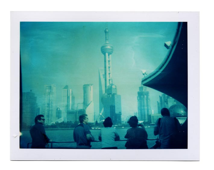 polaroids from the middle kingdom